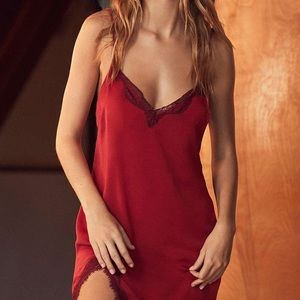 Out From Under Stardust Lace Slip Nightie